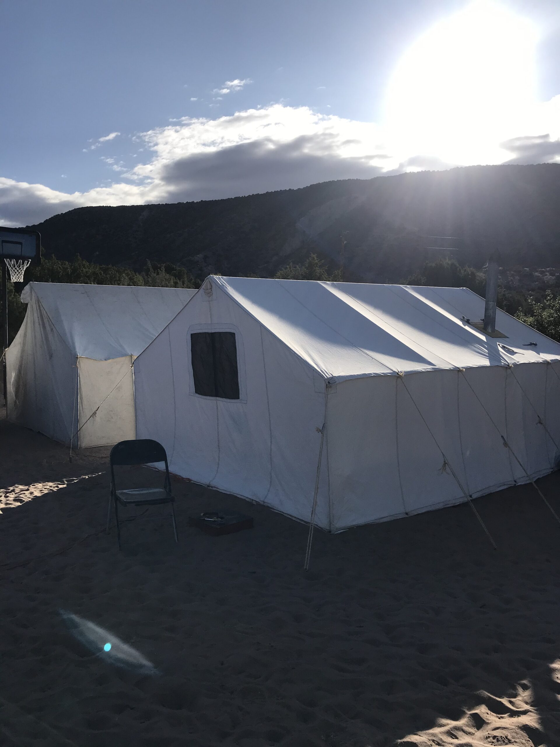 6C Espanola Camp