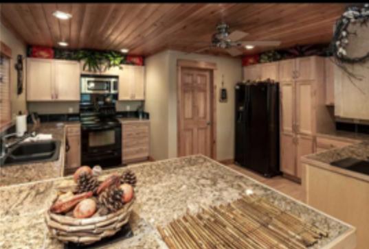 Aoudad Kitchen