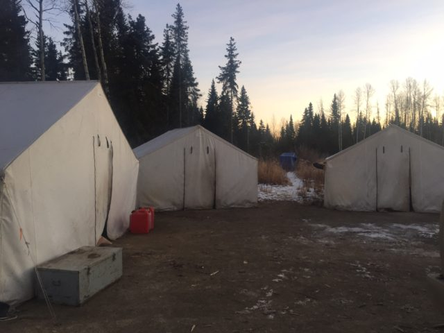 BCO Tent Camp