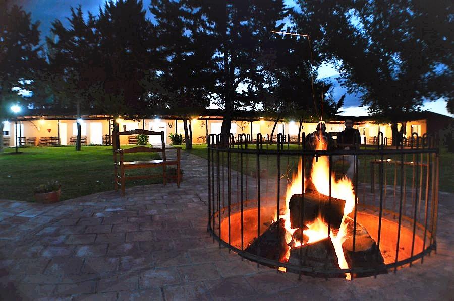 BGH La Pampa Firepit