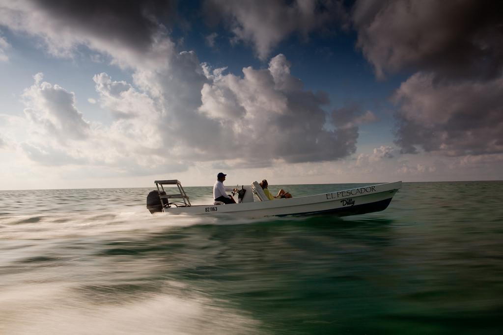 El Pescador Boat