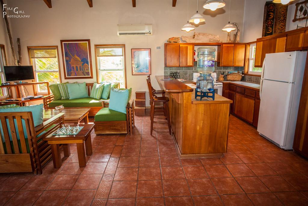 El Pescador Villa Inside