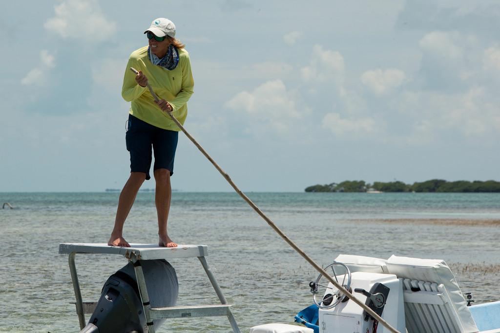 El Pescador Pole
