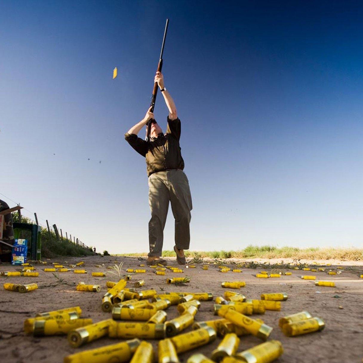 Frontera La Zenaida Shooting