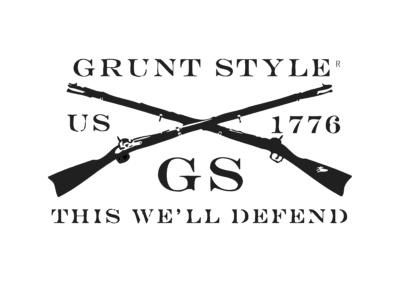 Grunt Style Logo White
