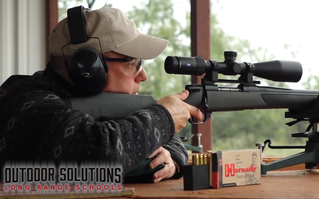 Outdoor Solutions Minute: Proper Trigger Squeeze