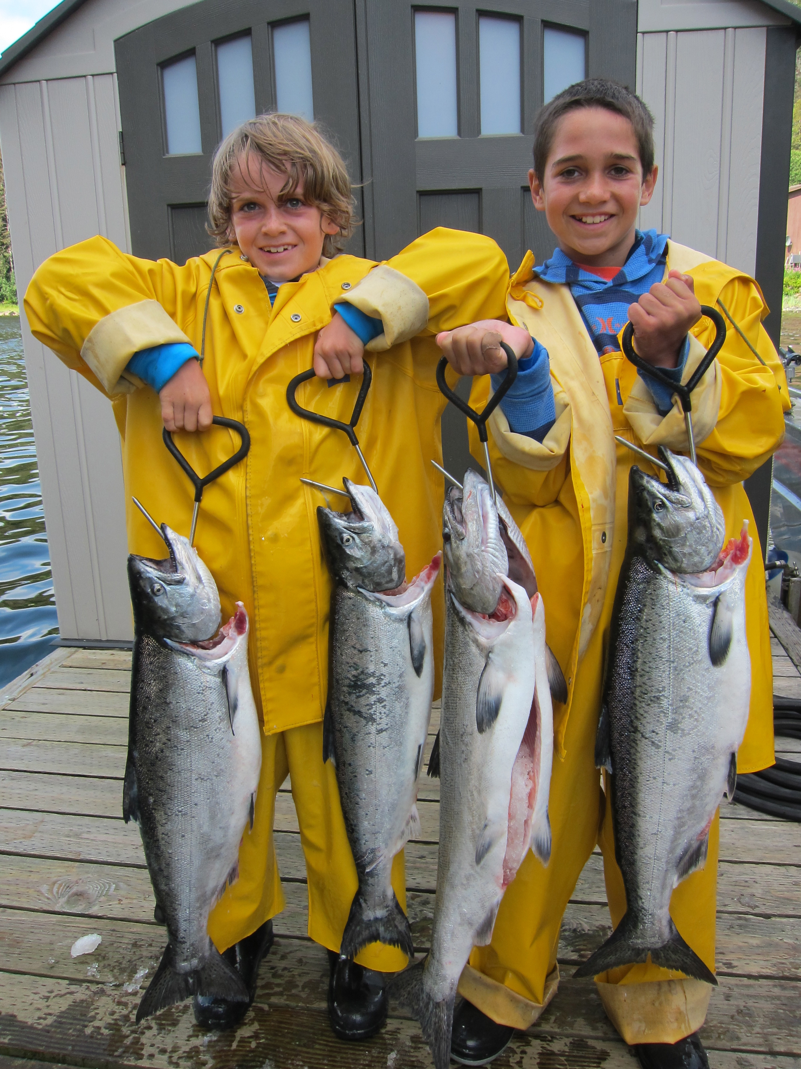 Kains Salmon Kids