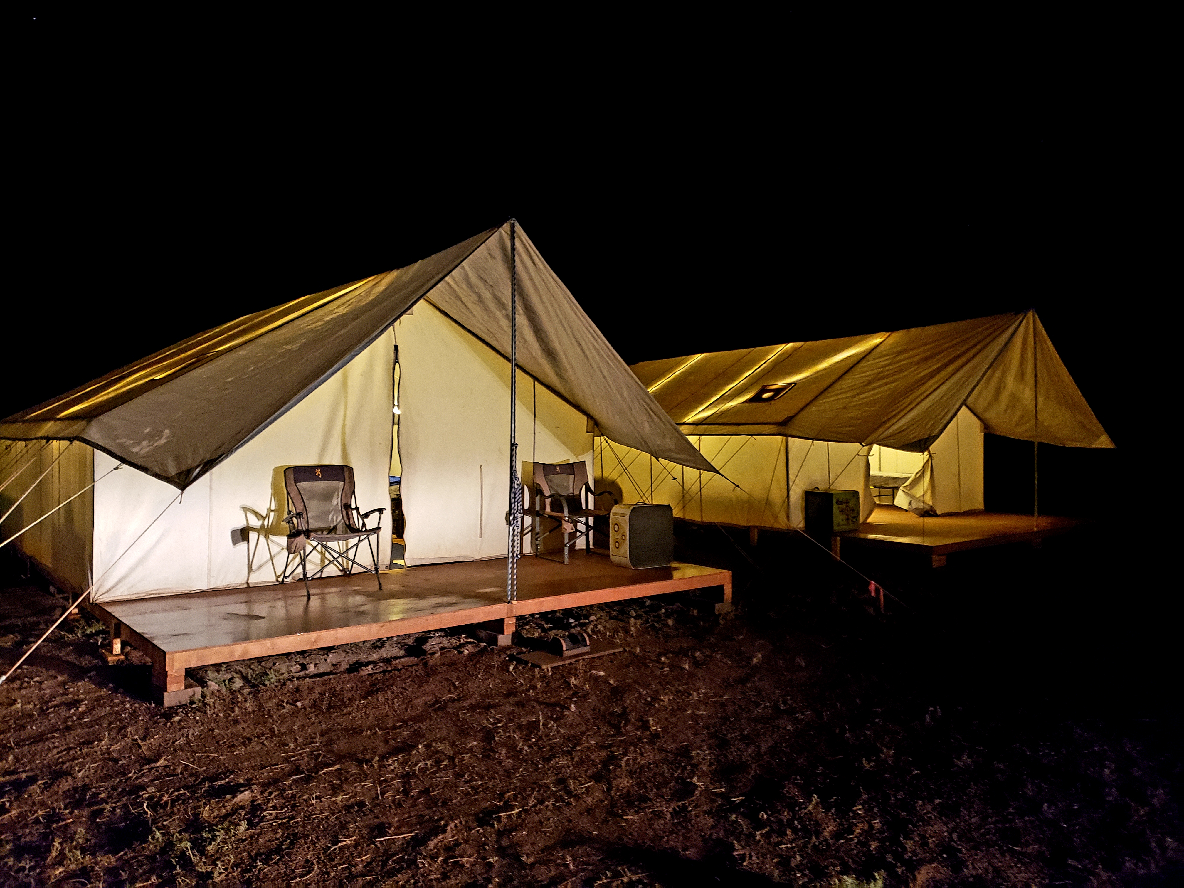 LOH Tent And Deck