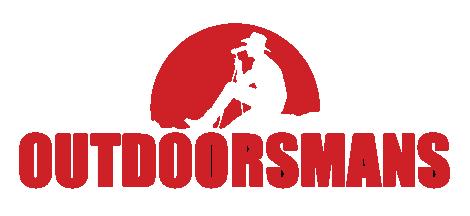 Outdoorsmans Glassing Logo White