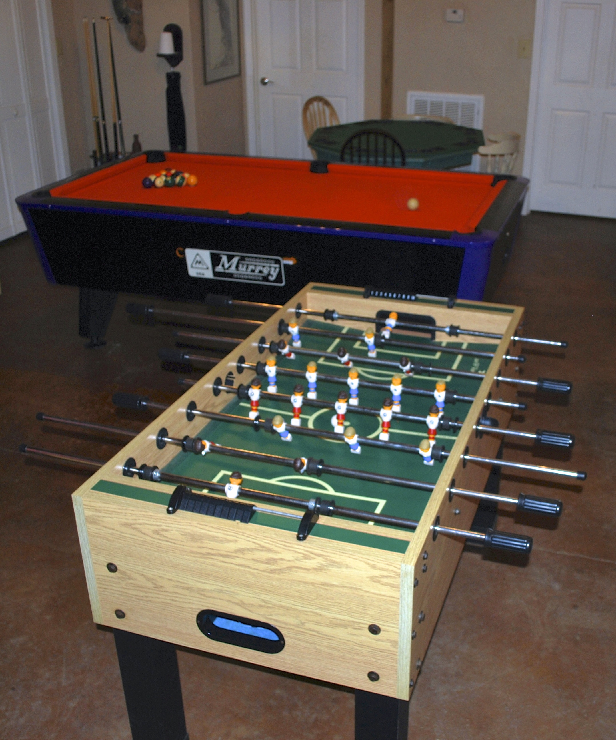 RBL Game Room