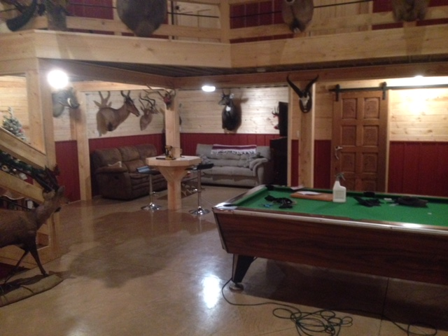 SE Lodge Game Room