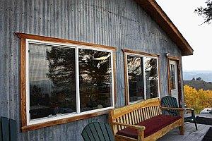 Soap Mesa Cabin