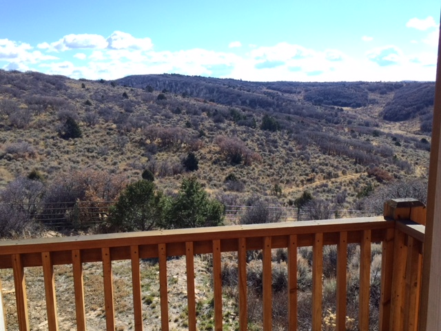 Sullivan Bros Cabin View