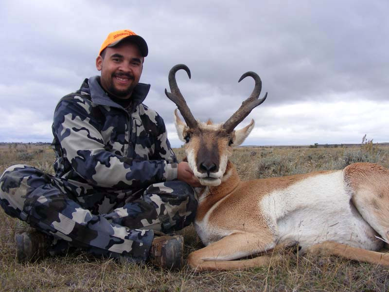 TP Antelope