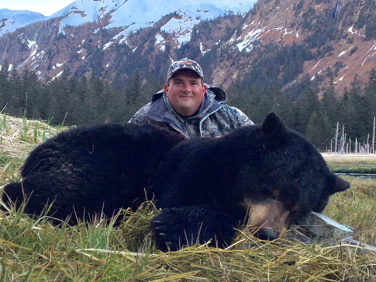 WB Black Bear